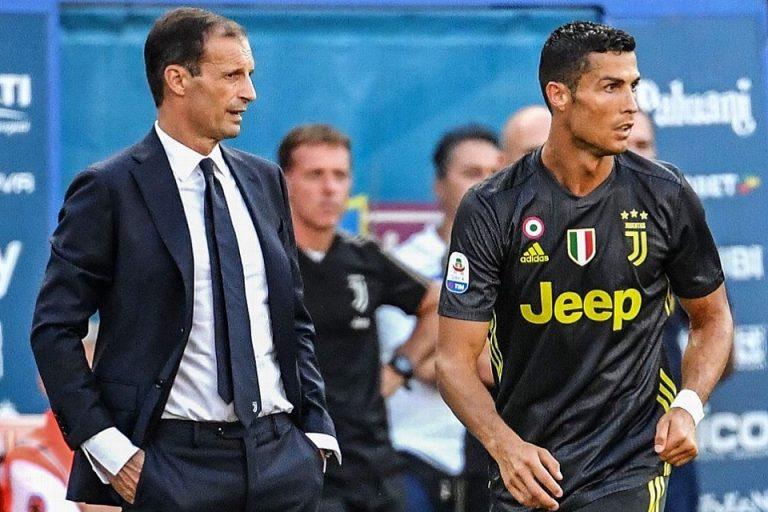 Allegri Pastikan Ronaldo dan Dybala Main Lawan Bologna