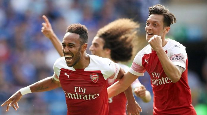Liga Europa - Arsenal Menang 4-2 Atas Vorskla