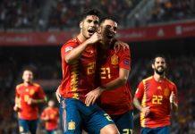 Berita Bola-Asensio Mencetak Gol Pada Laga Spnayol vs Kroasia Nation Leauge