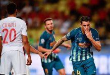Liga Champions-Balikkan keadaan, Atletico Madrid Permalukan AS Monaco 2-1