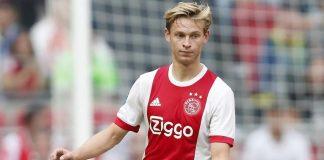 Barcelona Dan Madrid Bersaing Gelandang Muda Ajax