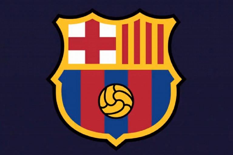 Barcelona Perkenalkan Logo Baru Tuk Musim 2019/20