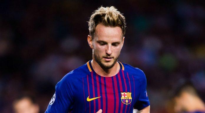 La Liga - Barcelona Tak Mau Buru-buru Perpanjang Kontrak Ivan Rakitic