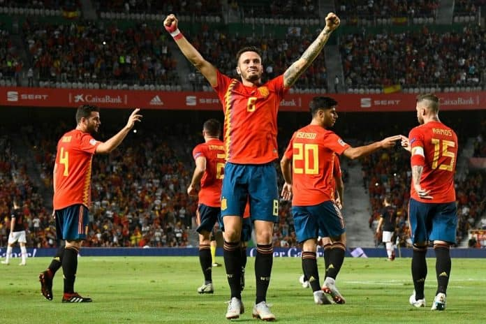 Berita Bola - Timnas Spanyol