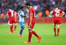 Bayern Kerap Kesulitan Menghadapi Hertha Berlin