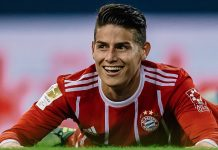 Bayern Tak Ingin Kembalikan James ke Real Madrid