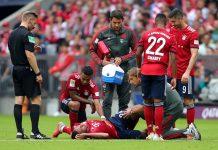 Berita Bola-Corentin Tolisso Cedera ACL