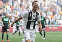 Berita Bola-Gol Brace Cristian Ronaldo Juventus