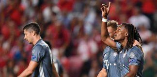 Renato Sanches Isyaratkan Batal Hengkang Dari Bayern
