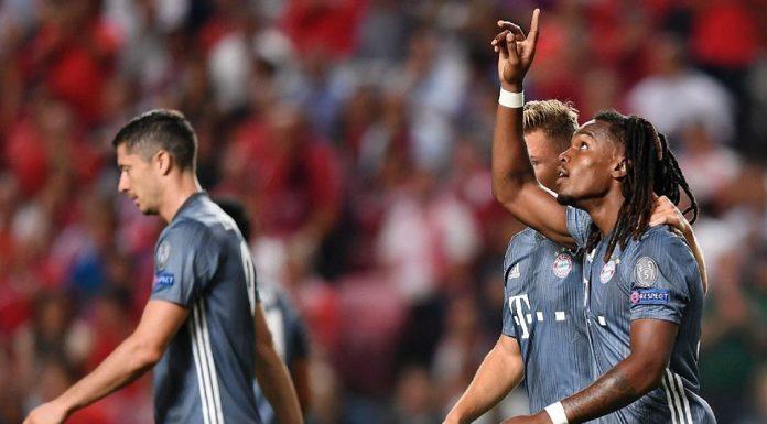Cetak Gol Tuk Bayern, Renato Sanches Dapat Standing Ovation