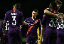 Manchester City Singkirkan Oxford United Pada Lanjutan Piala Liga Inggris