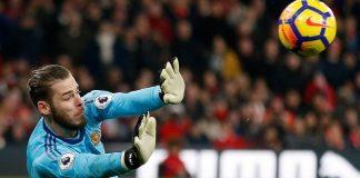 Berita Bola - De Gea Manchester United