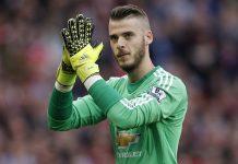 Liga Inggris-De Gea Bahagia Bisa Bermain Untuk MU