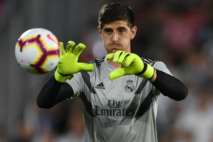 Berita Bola-Thibaut Courtois di Real Madrid