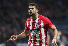 La Liga - Diego Costa Berambisi Untuk Kalahkan Madrid