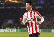 Berita Bola - Hirving Lozano PSV Eindhoven - Barcelona