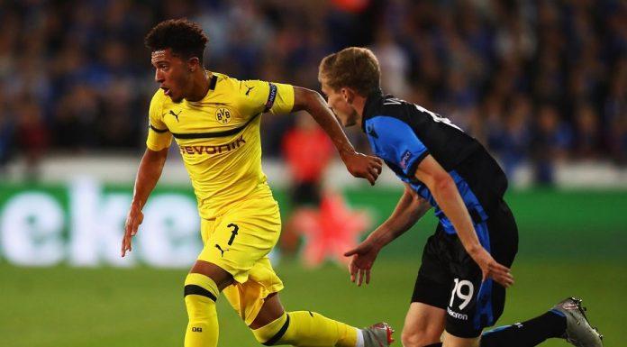 Match Bundesliga : Dortmund Vs Nurnberg Adu Kuat Lini Pertahanan