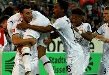 Dua Gol Volland Menangkan Leverkusen Atas Dusseldorf
