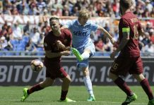 AS Roma vs Lazio; Derby della Capitale