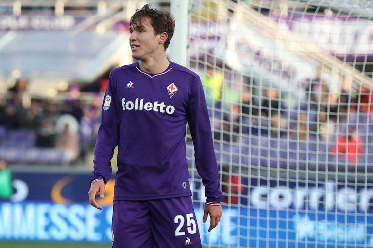 Dua Raksasa Serie A Berebut Tanda Tangan Winger Fiorentina