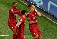 Liga Champions-Gol Telat Firmino Menangkan Liverpool Atas PSG