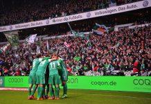 Bundesliga - Werder Bremen Naik ke Posisi Kedua