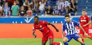 La Liga : Alaves Bermain Imbang 1-1 Lawan Getafe