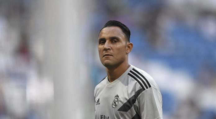 La Liga - Keylor Navas Putuskan Pergi dari Madrid