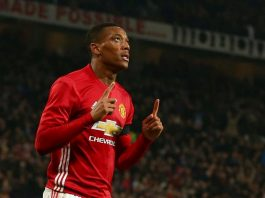 Berita Bola - Anthony Martial Manchester United