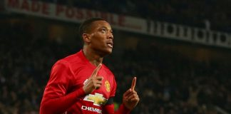 Berita Bola - Anthony Martial Manchester United