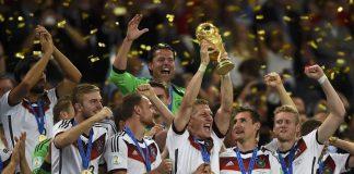 Saat Jerman Juara Piala Dunia 2014