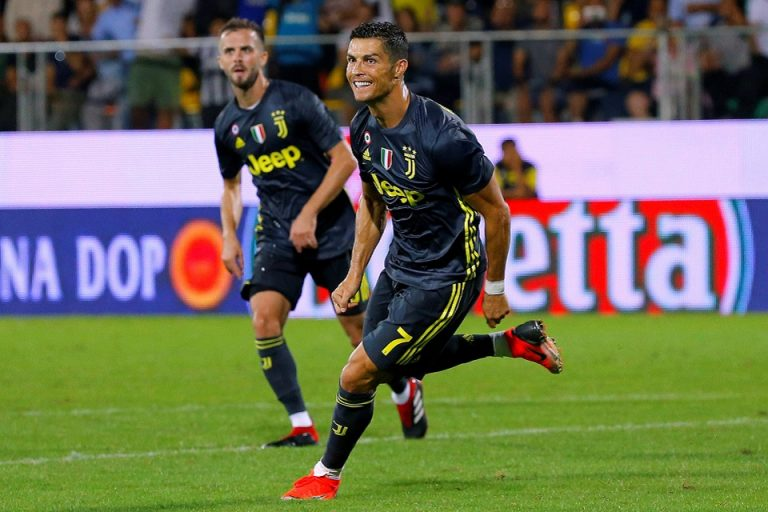 Juventus Curi Tiga Poin Sempurna di Markas Frosinone