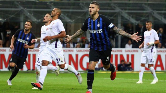 Inter Milan Raih Kemenangan Pertama Kandang Saat Menjamu Fiorentina