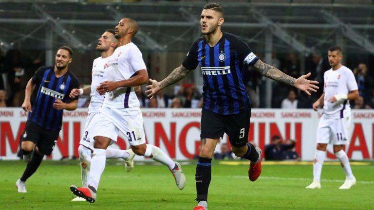 Kalahkan Fiorentina, Inter Akhirnya Raih Kemenangan Kandang Pertama