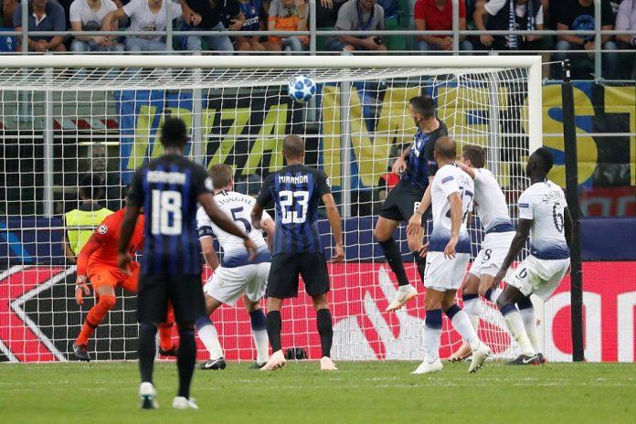 Liga Champions-Kalahkan Spurs, Comeback Sempurna Inter di Liga Champions