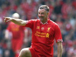 Liga Inggris - John Aldridge -Liverpool Legend