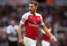Kontrak Baru Alami Kebuntuan, Aaron Ramsey Siap Tinggalkan Arsenal