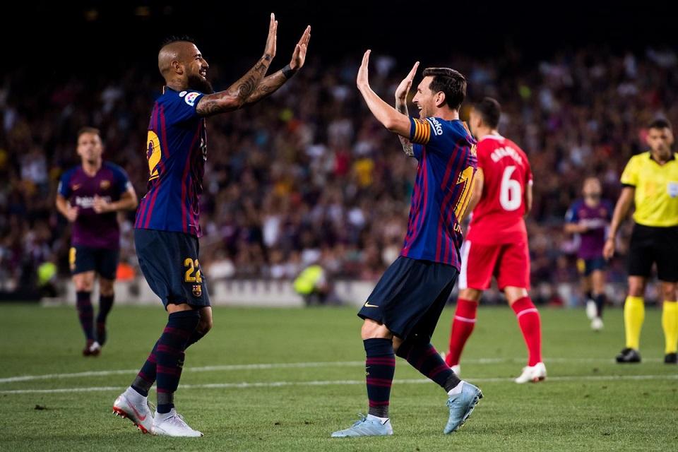 Liga Spanyol Tengah Pekan Ini- Leganes Akan Jadi Pelampiasan Barcelona
