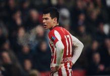 Berita Bola - Hirving Lozano PSV Eindhoven