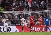 La Liga - Real Madrid Dibenamkan Sevilla Tiga Gol Tanpa Balas