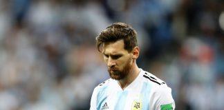 Messi Kembali Absen di Dua Laga Uji Coba Argentina