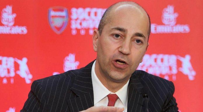 AC Milan-Milan Resmi Tunjuk Ivan Gazidis Sebagai CEO