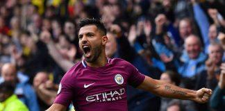 Berita Bola - Sergio Aguero Manchester City
