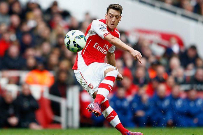 Berita Bola-Mesut Ozil Assist
