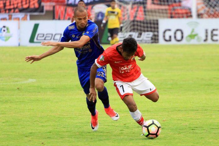 Liga Indonesia - Pesib Bandung vs Persija Jakarta