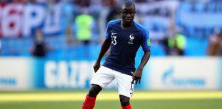 Berita Bola - N'golo Kante timnas Prancis