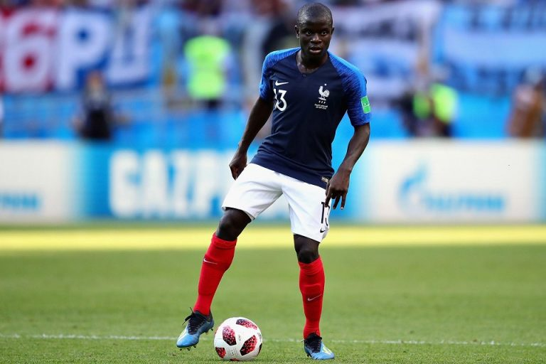 Pemain Prancis di PSG Ramai-ramai Bujuk Kante Untuk Pindah