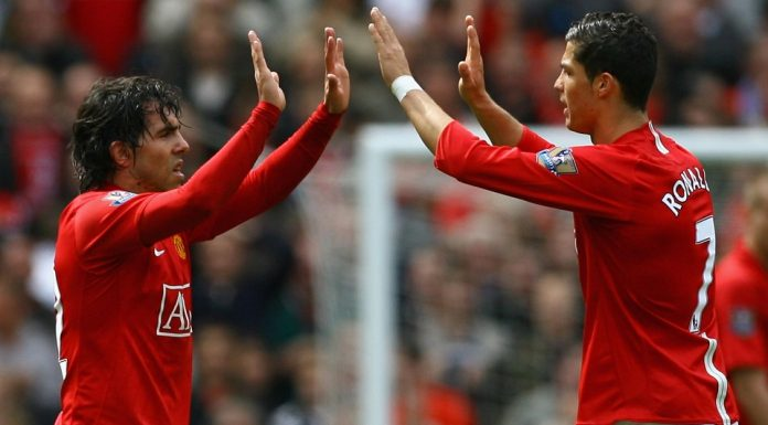 Berita Bola-Carlos Tevez dan Cristiano Ronaldo