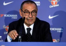 Berita Bola-Maurizio Sarri Chelsea