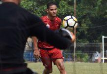 Liga Indonesia-Renan Da Silva Bikin Persija Pede Lawan Persib